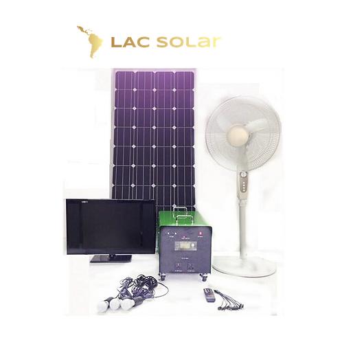 LAC Solar Energy24 100W