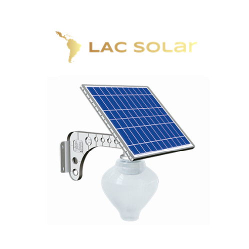 LAC Solar 18W Street Light