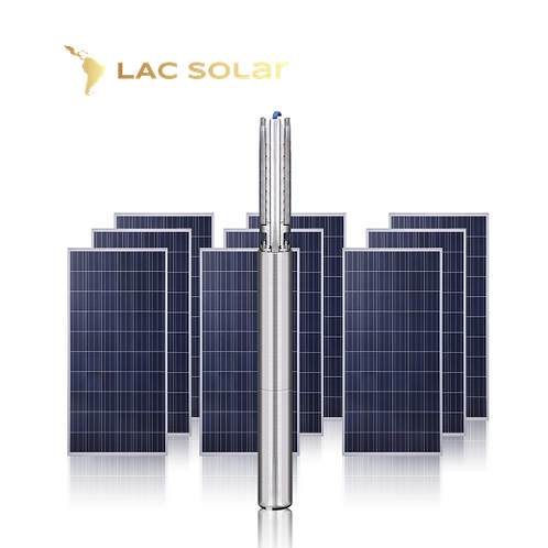 LAC Solar 2 HP Super Volume Pump