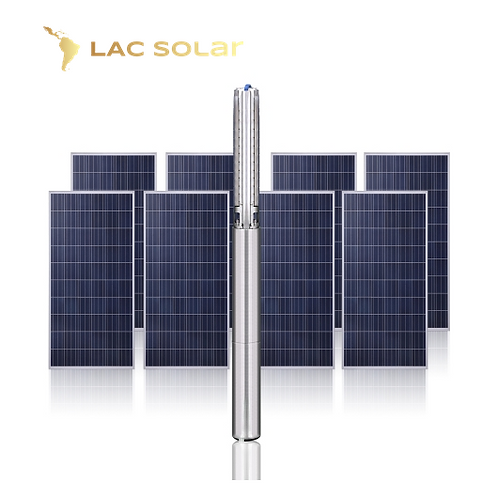 LAC Solar 2HP High Volume Water Pump