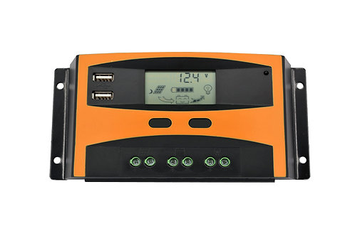 LAC Solar 60A PWM Charge Controller