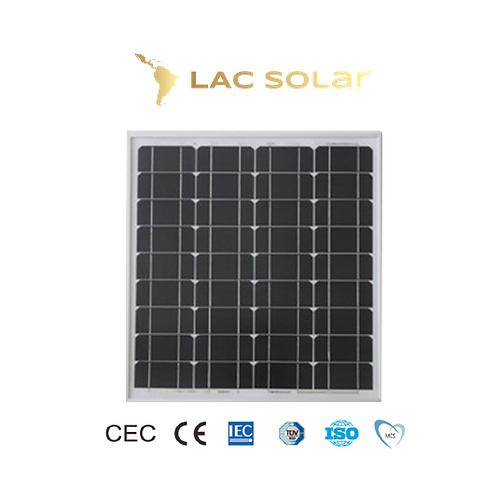 LAC Solar 60W Polycrystalline Panel