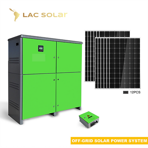 LAC Solar SPS10k Power Kit