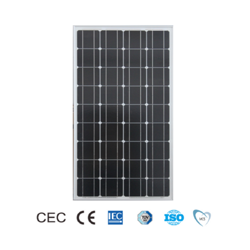 LAC Solar 100W Monocrystalline Panel