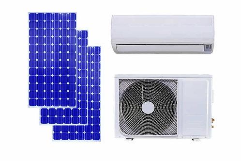24,000 BTU Solar Air Conditioner