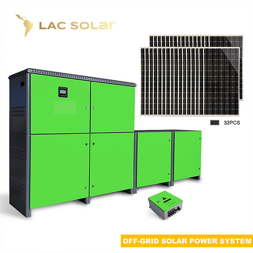 LAC Solar SPS20k Power Kit
