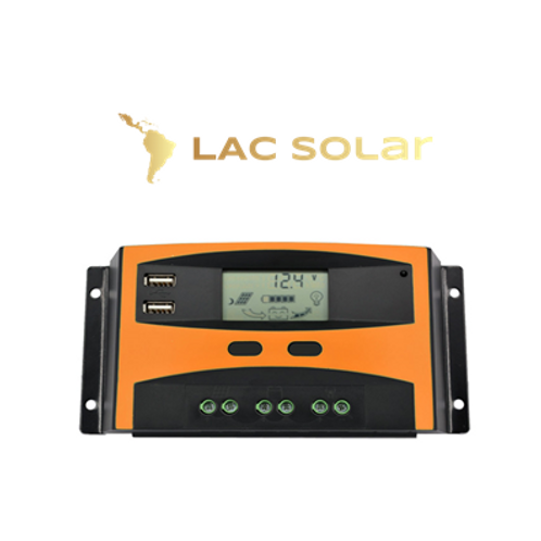 LAC Solar 30A PWM Charge Controller