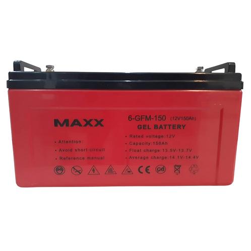 MAXX Gel Battery 12V/150AH
