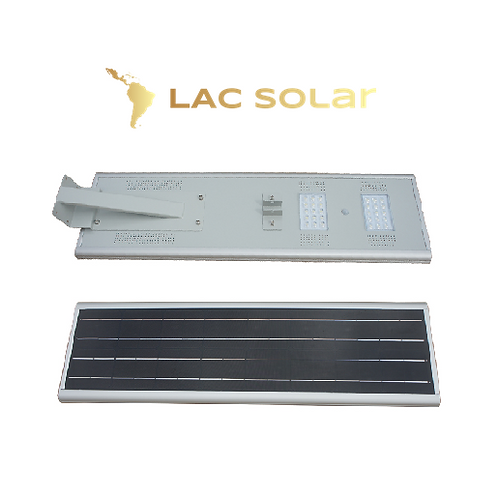 LAC Solar 30W All-In-One Street Light