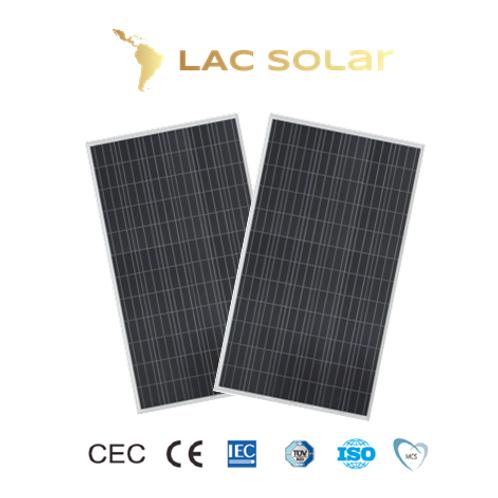 LAC Solar 200W Polycrystalline Panel