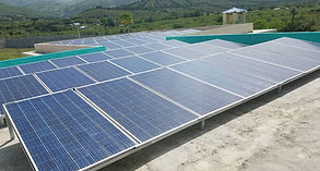 Solar Panels and Solar Energy System Haiti