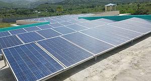 Solar Panels and Solar Energy System Haiti