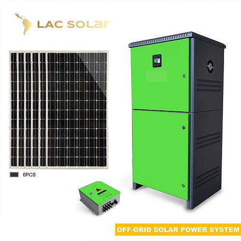 LAC Solar SPS5k Power Kit
