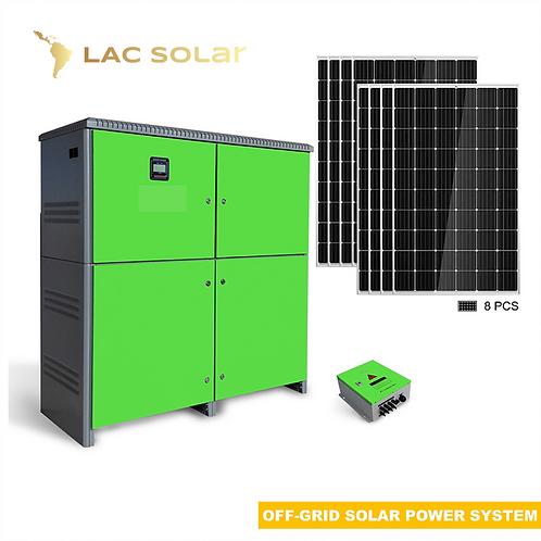 LAC Solar SPS8k Power Kit