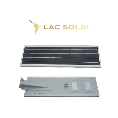 LAC Solar 20W All-In-One Street Light