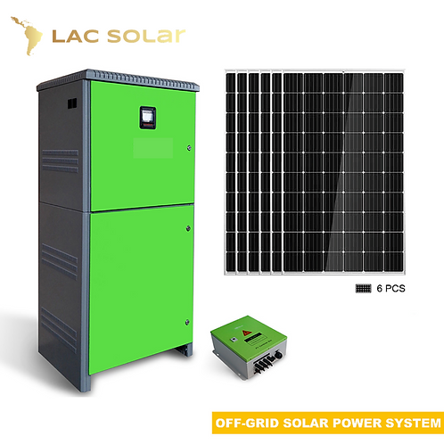 LAC Solar SPS3k Power Kit