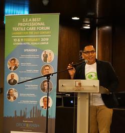 S.E.A Best Professional Textile Care Forum 2019