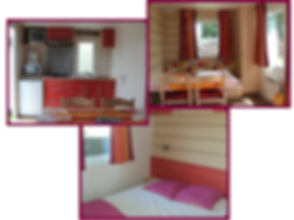Mobil Home 2-3 personnes | Camping Ty Breiz