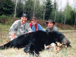 Trophy Black Bears