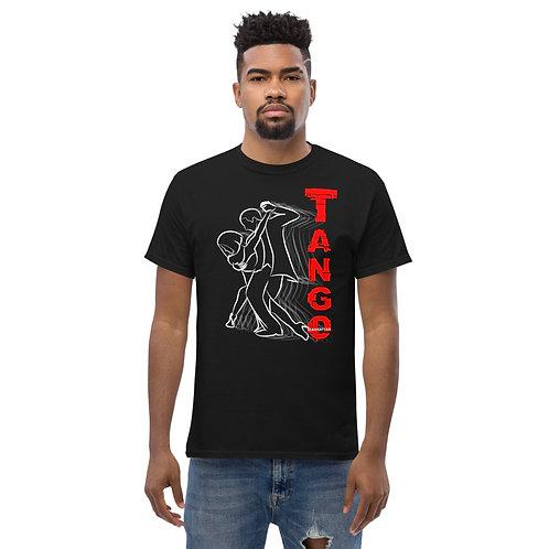 MANHATTAN TANGO Men's heavyweight tee