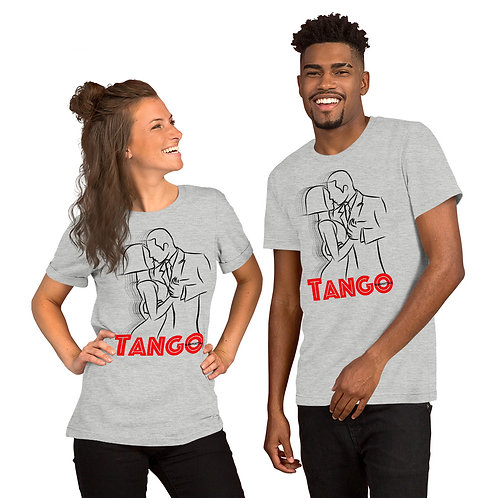MANHATTAN TANGO Short-Sleeve Unisex T-Shirt
