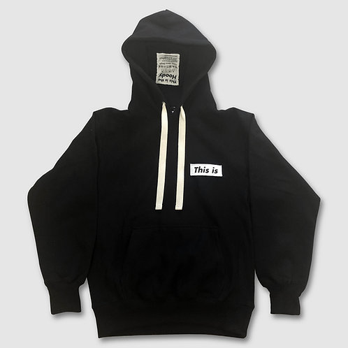 This is the Hoody[BK]