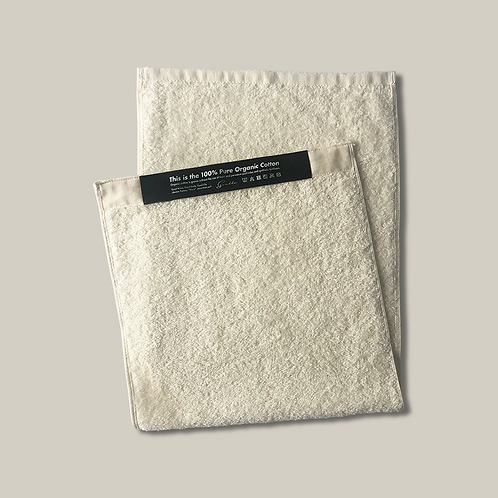 This is the Organic Cotton Towel[Face]