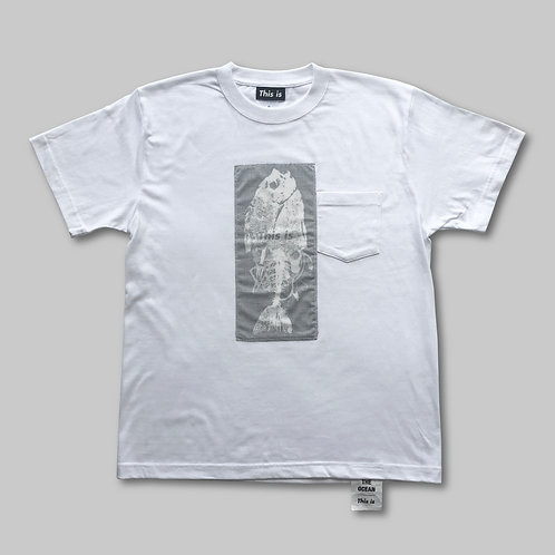 This is the Tee[Save the Ocean]WH