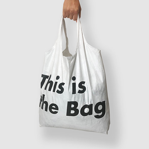 This is the BAG [Tough & Light]