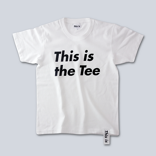 This is the Tee [Heavy]WH