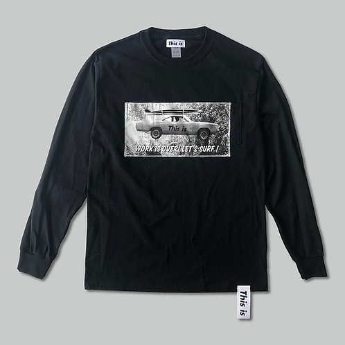 This is the Long Tee[LET'S SURF!]BK
