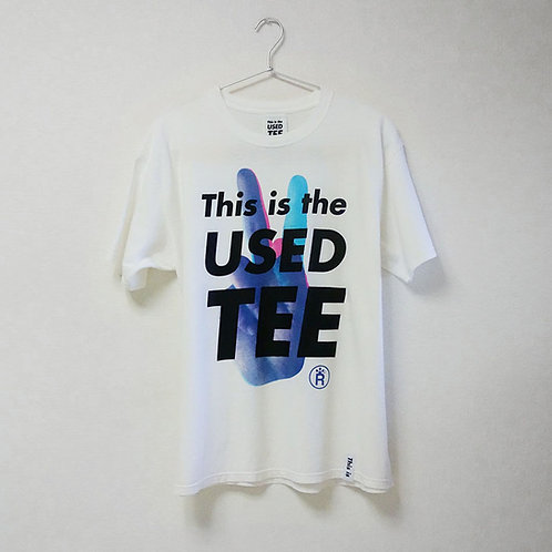 This is the USED TEE 【111319-07】
