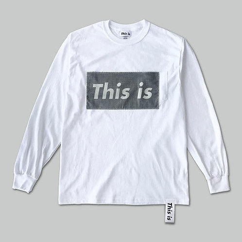 This is the Long Tee[This is]WH