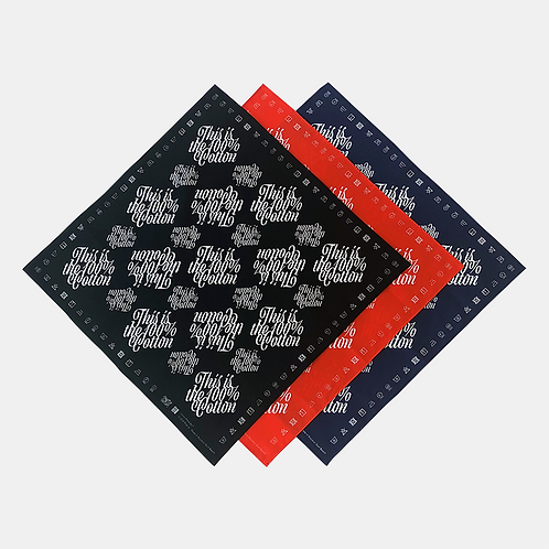 This is the Bandana [50cm / Type-A]