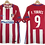 Thumbnail: Maillot Nike - Atletico Madrid Player Version  - Fernando Torres #9