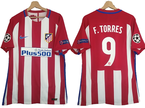 Maillot Nike - Atletico Madrid Player Version  - Fernando Torres #9