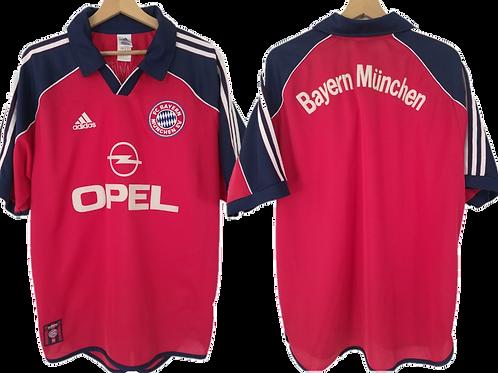 Maillot Adidas - Bayern Munich 1999-2001 (L)
