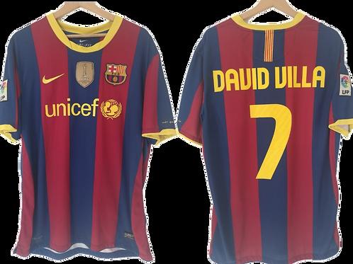 Maillot Nike - FC Barcelone - David Villa #7 (XL)