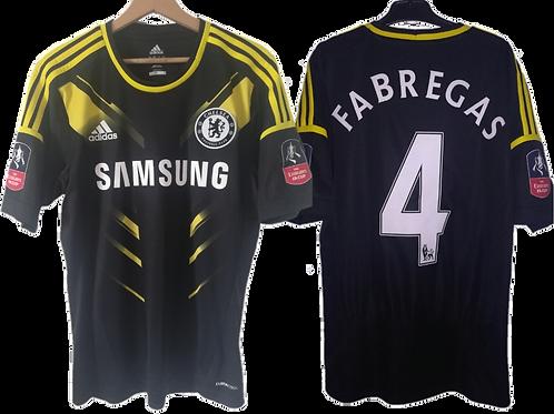 Maillot Adidas - Chelsea Third 2012-2013 - Cesc Fabregas #4