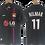 Thumbnail: Maillot Umbro - Olympique Lyonnais OL 2004-2005 - Nilmar #11