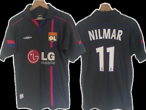 Maillot Umbro - Olympique Lyonnais OL 2004-2005 - Nilmar #11