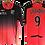 Thumbnail: Maillot Umbro - Olympique Lyonnais OL 2009-2010 - Lisandro #9 (S)
