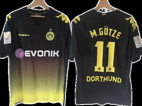Maillot Kappa - Borussia Dortmund 2011-2012 - Mario Gotze #11 (M)