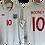 Thumbnail: Maillot Umbro - Angleterre Domicile 2010-2011 - Wayne Rooney #10