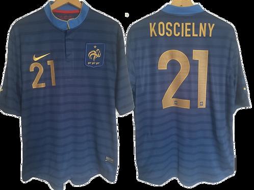 Maillot Nike - France 2012-2014 - Laurent Koscielny 21