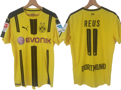Maillot Puma - Borussia Dortmund 2016-2017 - Marco Reus #11