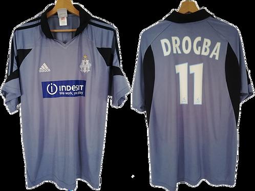 Maillot Adidas - Olympique de Marseille Third - Didier Drogba (XL)