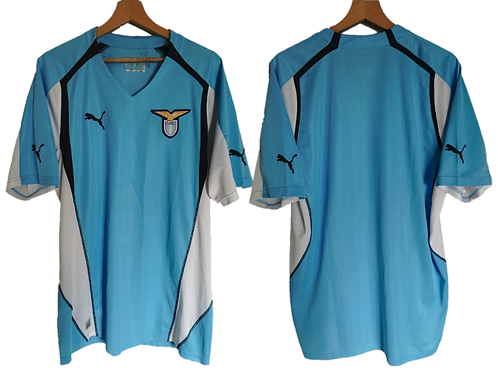 Maillot Puma - Lazio Rome 2004-2005