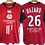 Thumbnail: Maillot Canterbury dédicasé  - Losc/Lille OSC - Eden Hazard  #26