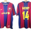Thumbnail: Maillot Nike - FC Barcelone 1957 - 2007 50 Ans Camp Nou - Thierry Henry #14 (L)